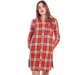 tekstylia Damskie Koszule Dickies DK0A4X6GFR01 Czerwony
