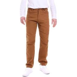 tekstylia Męskie Spodnie Dickies DK121172BD01 Brązowy