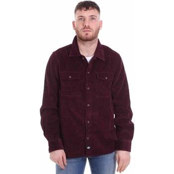 tekstylia Męskie Koszule z długim rękawem Dickies DK0A4X5WMR01 Czerwony