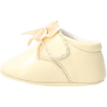 Buty Chłopiec Kapcie niemowlęce Bubble 51853 brązowy