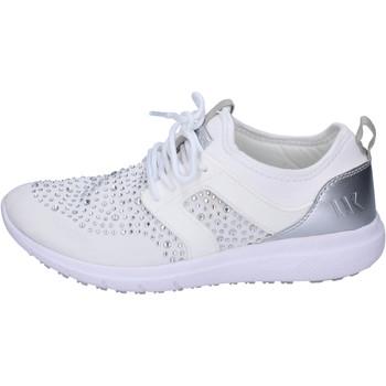 Buty Damskie Trampki niskie Lumberjack Sneakersy BJ325 Biały