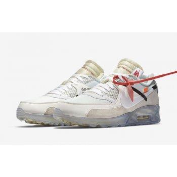Buty Trampki niskie Nike Air Max 90 x Off-White Og White Off White