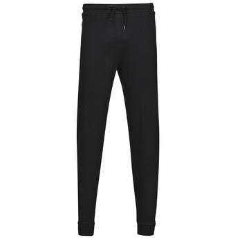 tekstylia Męskie Spodnie dresowe Yurban OREL Czarny
