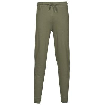 tekstylia Męskie Spodnie dresowe Yurban OREL Kaki
