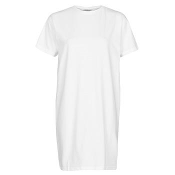 tekstylia Damskie T-shirty z krótkim rękawem Yurban OKIME Biały
