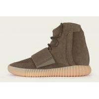 Buty Trampki wysokie adidas Originals Yeezy Boost 750 Light Brown Light Brown/Light Brown