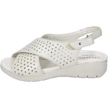 Buty Damskie Sandały Kelidon Sandały BJ352 Beżowy