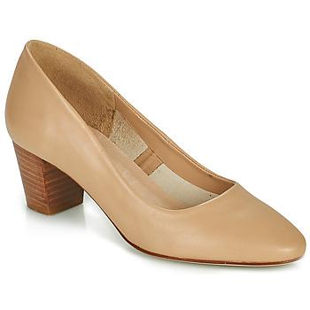 Buty Damskie Sandały San Marina APANDO Beżowy