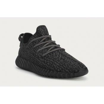 Buty Trampki niskie adidas Originals Yeezy Boost 350 V1 Pirate Black Pirate Black/Black