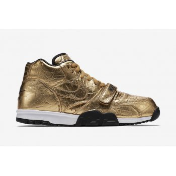Buty Trampki niskie Nike Air Trainer 1 Super Bowl Metallic Gold/Metallic Gold-Black