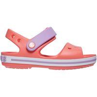Buty Dziewczynka Sandały Crocs Crocs™ Crocband Sandal Kids Fresco
