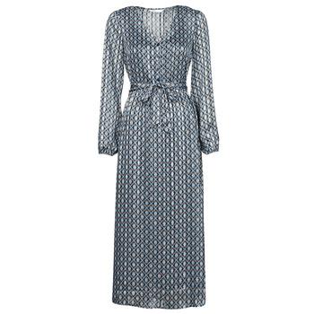 tekstylia Damskie Sukienki długie Only ONLMADDI Marine