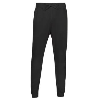 tekstylia Męskie Spodnie dresowe G-Star Raw PREMIUM BASIC TYPE C SWEAT PANT Czarny