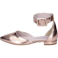 Buty Damskie Sandały Olga Rubini Sandały BJ415 Różowy