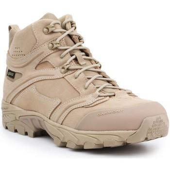 Buty Męskie Trekking Garmont Buty trekkingowe  T4 GTX Regular 381012-211 brązowy