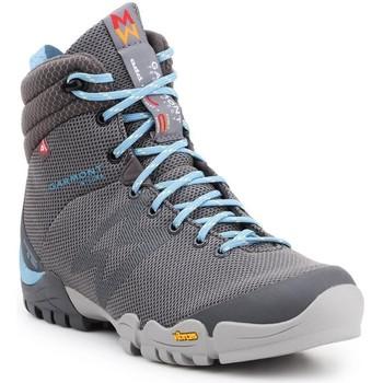 Buty Damskie Trekking Garmont Buty trekkingowe  Integra High WP Thermal 481051-603 niebieski, szary