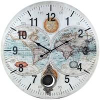 Dom Zegary Signes Grimalt Zegar Ścienny Multicolor