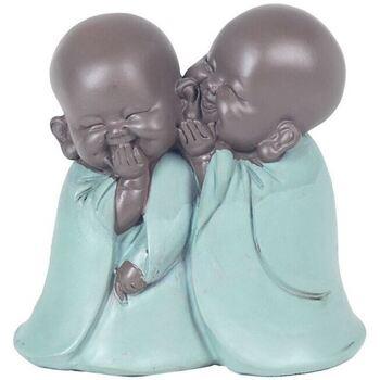 Dom Statuetki i figurki  Signes Grimalt Figura Budda Verde