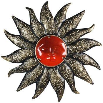 Dom Oświetlenie zewnętrzne  Signes Grimalt Sun Metalu Ze Szkłem Gris