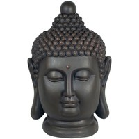 Dom Statuetki i figurki  Signes Grimalt Magnesia Głowa Buddy Negro