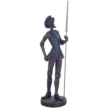 Dom Statuetki i figurki  Signes Grimalt Don Quijote De Pie Dorado