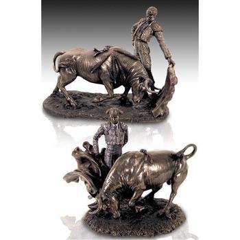 Dom Statuetki i figurki  Signes Grimalt Torreadorów Dorado