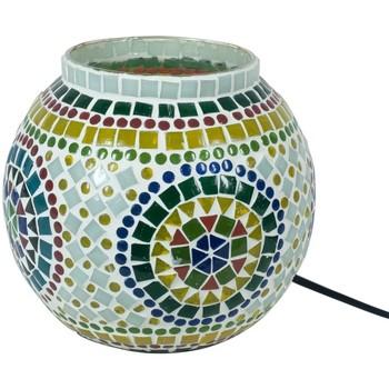 Dom Lampiony Signes Grimalt Lampa Okrągła Verde