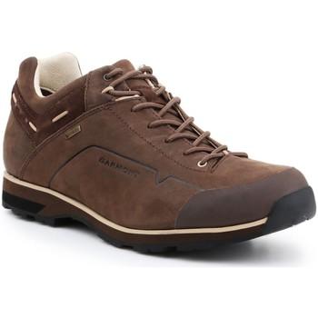 Buty Męskie Trampki niskie Garmont Buty trekkingowe  Miguasha Low Nubuck GTX 481243-21A brązowy