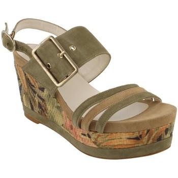 Buty Damskie Sandały Durá - Durá  Verde