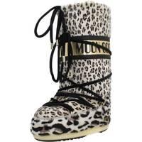 Buty Damskie Śniegowce Moon Boot 14026200 001 Wielokolorowy