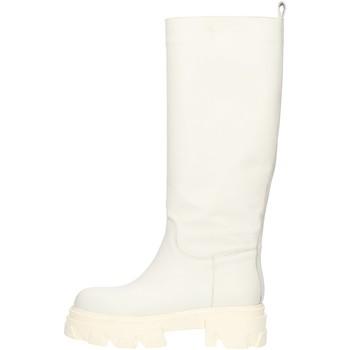 Buty Damskie Kozaki Made In Italia CAPITAL01 Biały