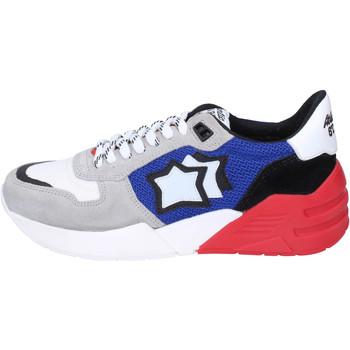 Buty Damskie Trampki niskie Atlantic Stars Sneakersy BJ502 Niebieski