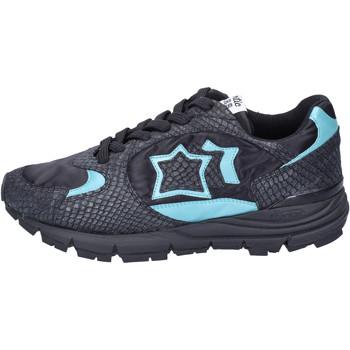 Buty Damskie Trampki niskie Atlantic Stars Sneakersy BJ503 Czarny