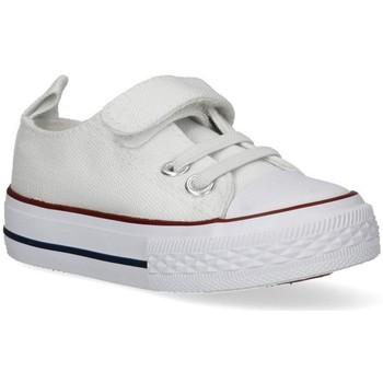 Buty Dziewczynka Trampki niskie Luna Collection 48273 biały