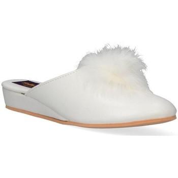Buty Dziewczynka Chodaki Luna Collection 55892 biały