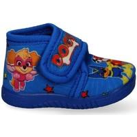Buty Chłopiec Obuwie domowe Luna Collection 53391 niebieski