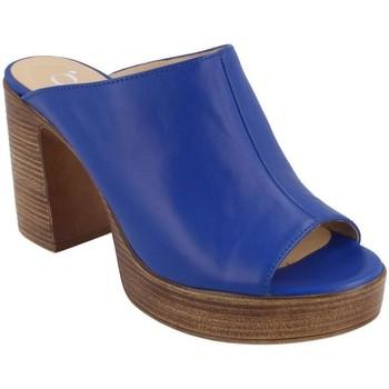 Buty Damskie Klapki Gadea  Azul