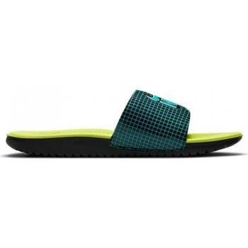Buty Dziecko klapki Nike PALAS UNISEX NIÑO  KAWA SLIDE SE1 CW1657 Niebieski