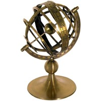 Dom Statuetki i figurki  Signes Grimalt Solar Sphere Clock Marrón
