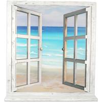 Dom Obrazy Signes Grimalt Skrzynka Sea Multicolor