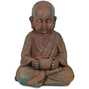 Dom Statuetki i figurki  Signes Grimalt Budda Pocillo Marrón