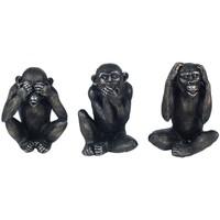 Dom Statuetki i figurki  Signes Grimalt Orangutan We Wrześniu 3U Gris