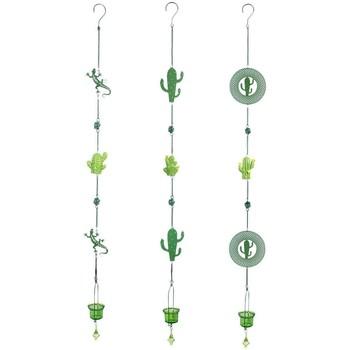 Dom Dekoracje świąteczne Signes Grimalt Wisiorek Cactus T-Lite 3U Verde