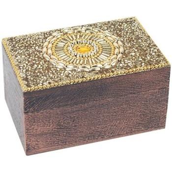 Dom Kufry, skrzynki Signes Grimalt Prostokątne Pudełko Dorado
