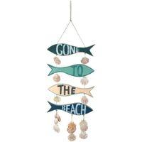Dom Dekoracje świąteczne Signes Grimalt Wiszące Gone To The Beach Multicolor