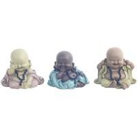 Dom Statuetki i figurki  Signes Grimalt 3 Different Budda We Wrześniu 3U Multicolor