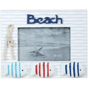 Dom Ramki na zdjęcia Signes Grimalt Ramka Na Zdjęcia Plaża Z Ryby Multicolor
