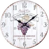 Dom Zegary Signes Grimalt Zegar Ścienny Na Wino Blanco