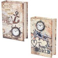 Dom Kufry, skrzynki Signes Grimalt Book 2 Innej Skrzynki 2U Multicolor