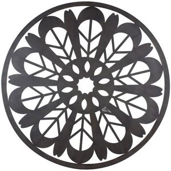 Dom Obrazy Signes Grimalt Ściana Ornament Mandala Negro